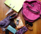 Backpacking in Paris