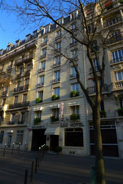 Hotel Lux Paris Review